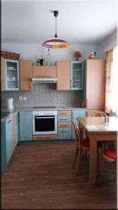 Kuchyně v samostatném apartmá, A-pension