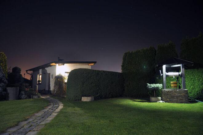 Noční zahrada, A-pension