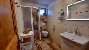 Koupelna po rekonstrukci, A-pension